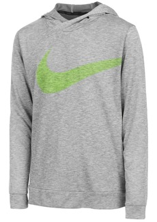 Nike Breathe Training Hoodie, Big Boys
