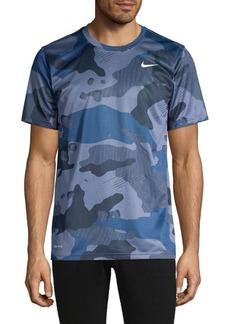 Nike Camo Dry Tee