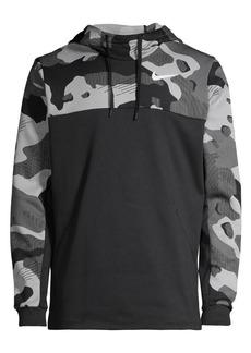 Nike Camo-Print Pullover Hoodie