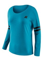 Nike Carolina Women's Panthers Tailgate Long Sleeve Top