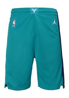 Nike Charlotte Hornets Icon Swingman Shorts, Big Boys (8-20)