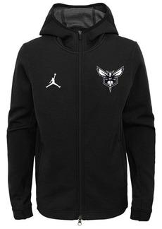 Nike Charlotte Hornets Showtime Hooded Jacket, Big Boys (8-20)