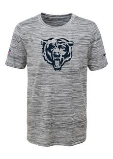 Nike Chicago Bears Velocity Legend Travel T-Shirt, Big Boys (8-20)