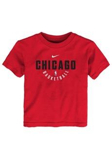 Nike Chicago Bulls Elite Practice T-Shirt, Little Boys (4-7)