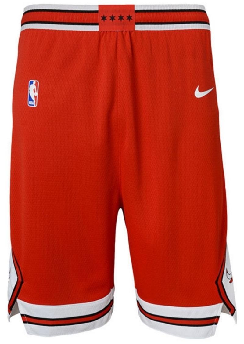 21b95bc73607 Nike Nike Chicago Bulls Icon Swingman Shorts