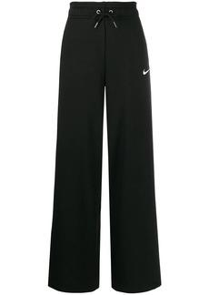 Nike wide-leg logo track trousers