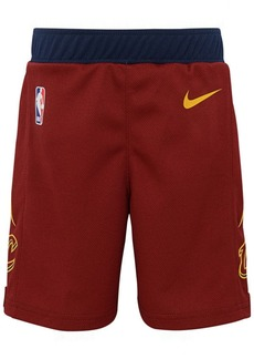 Nike Cleveland Cavaliers Icon Replica Shorts, Toddler Boys