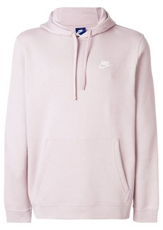 Nike Club pull-over hoodie - Pink & Purple