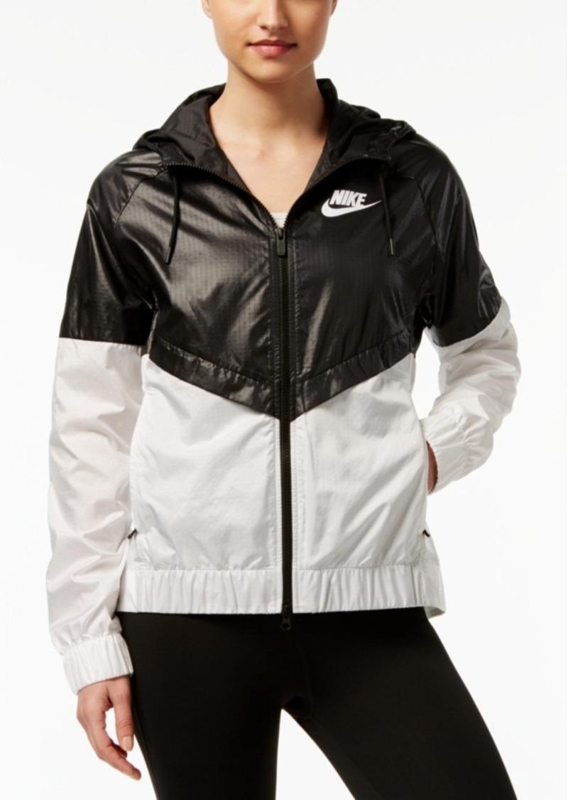 the latest abed4 9960e Colorblocked Windrunner Jacket. Nike