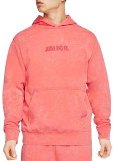 Nike Cotton Logo Hoodie