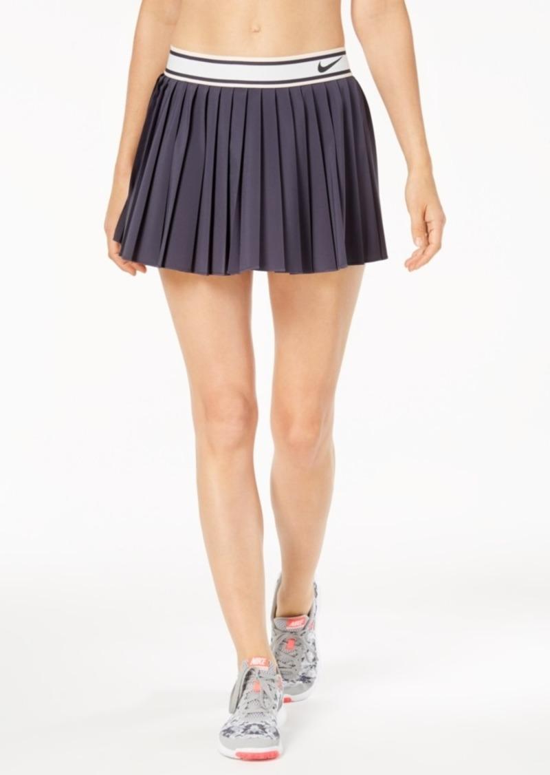 33d1a69994 Grey Pleated Tennis Skirt – DACC