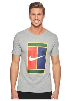 Nike Court Heritage Logo Tennis Tee