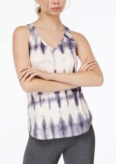 Nike Court Pure Dri-fit Printed Racerback Tank Top