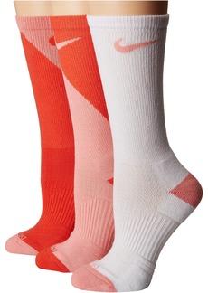Nike Cushion Graphic Crew Training Socks 3-Pair Pack