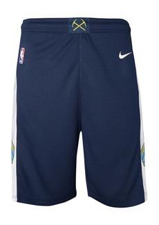 Nike Denver Nuggets Icon Swingman Shorts, Big Boys (8-20)