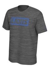 Nike Detroit Lions Men's Legend Velocity Training T-Shirt