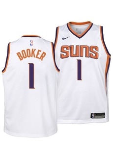 Nike Devin Booker Phoenix Suns Association Swingman Jersey, Big Boys (8-20)