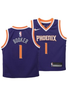 Nike Devin Booker Phoenix Suns Icon Replica Jersey, Infants (12-24 Months)