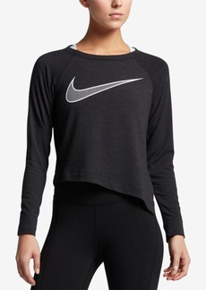 Nike Dri-fit Cropped Training Top