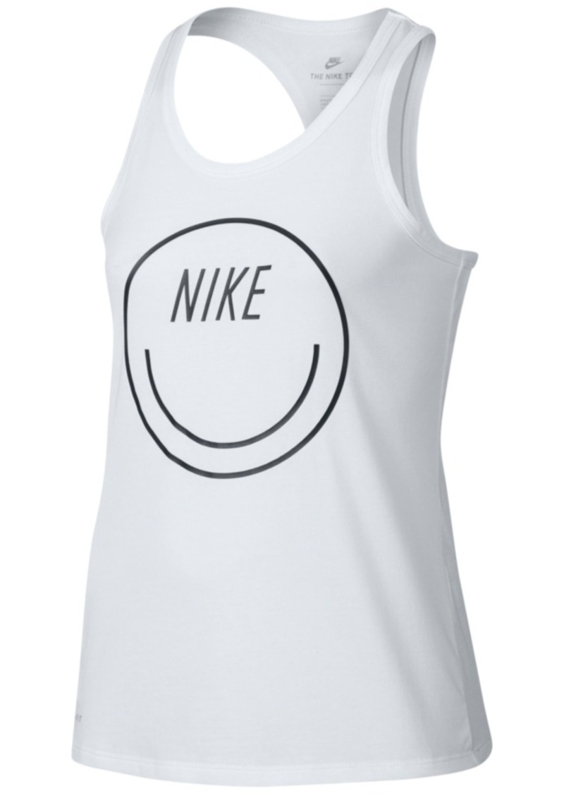 f4011faf2a957a Nike Nike Dri-fit Dry Smiley Training Tank Top