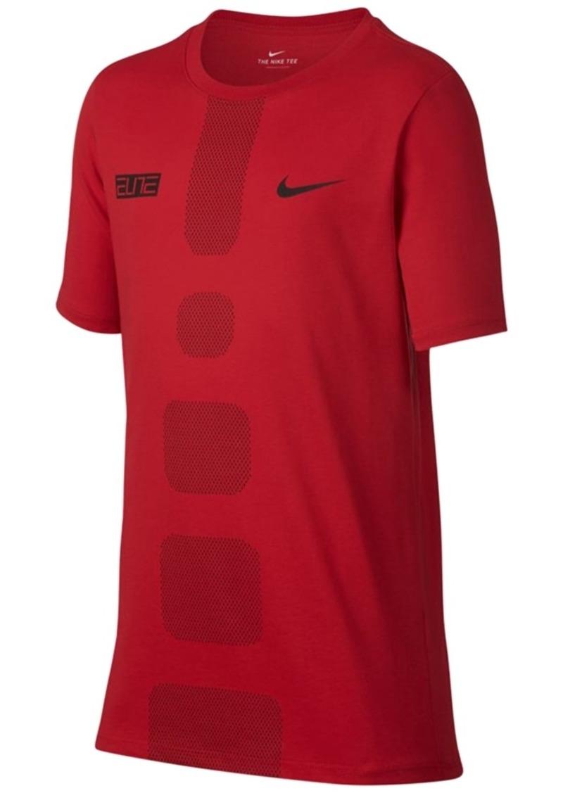 2fe00d1d Nike Nike Dri-fit Elite Basketball Shirt, Big Boys | Tshirts
