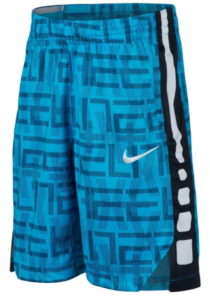 new product 3d994 02aea Nike Dri-fit Elite Basketball Shorts, Big Boys