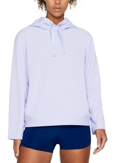 Nike Women's Dri-fit Fleece Training Hoodie