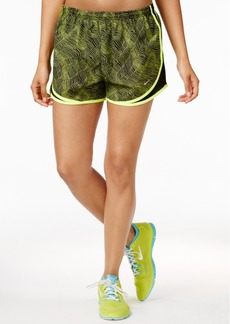 Nike Dri-fit Printed Tempo Running Shorts
