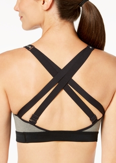 Nike Dri-fit Strappy-Back High-Support Sports Bra