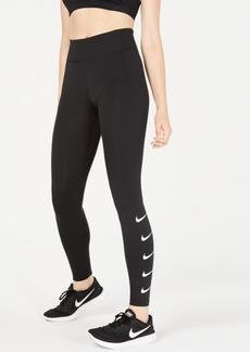 Nike Dri-fit Swoosh Running Leggings
