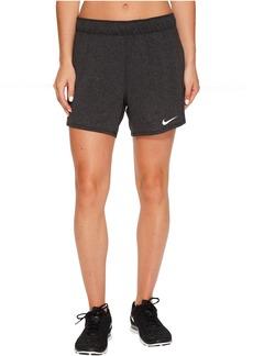 Nike Dry Attack Training Heathered Short
