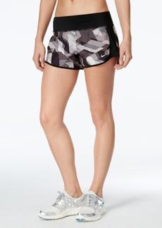 Nike Dry Crew Geo Groove Printed Running Shorts