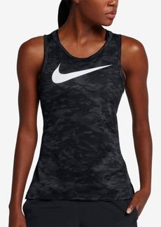 Nike Dry Elite Printed Basketball Tank Top