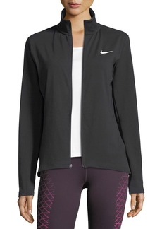Nike Dry Full-Zip Stand-Collar Performance Jacket