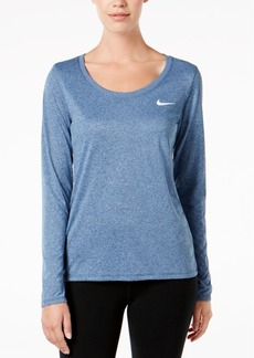 Nike Dry Legend Long Sleeve Training Top
