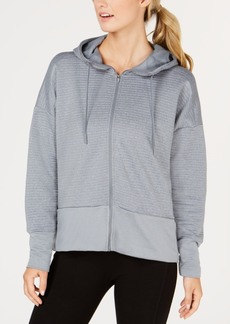 Nike Dry Logo Zip Training Hoodie