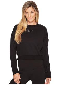 Nike Dry Long Sleeve Crop Training Top