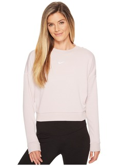 Nike Dry Long Sleeve Crop Training Top