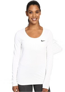 Nike Dry Long Sleeve Training Top