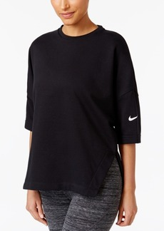 Nike Dry Mesh-Back Training Top