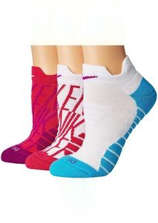 Nike Dry Performance Cushion Low GFX Training Socks 3-Pair Pack