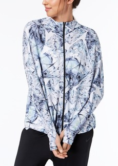 Nike Dry Printed Hooded Training Jacket