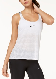 Nike Dry Split-Back Training Tank Top