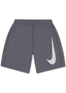 Nike Dry Swoosh Performance Shorts, Little Boys