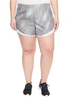 "Nike Dry Tempo 3"" Print Running Short (Size 1X-3X)"