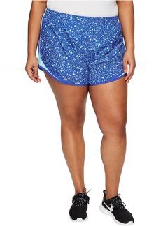 "Nike Dry Tempo Print 3"" Running Short (Size 1X-3X)"