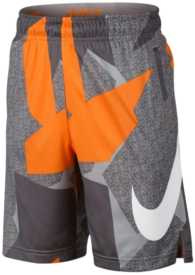 67be386f85c0 Nike Nike Dry Training Geometric-Print Shorts