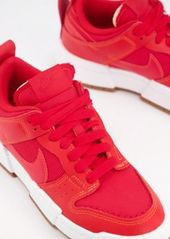 Nike Dunk Disrupt low sneakers in red