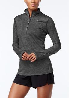 Nike Element Dri-fit Half-Zip Running Top