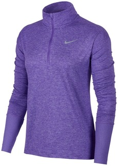 Nike Women's Element Dry Half-Zip Running Top